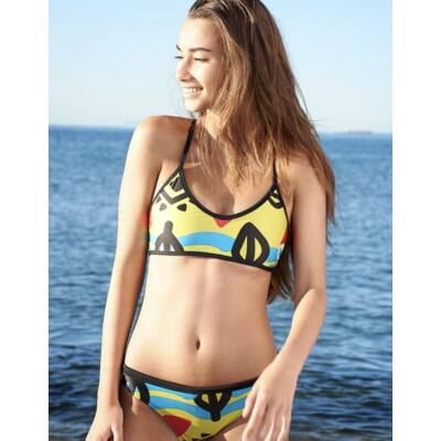 Awaya Black Edition Azteca kétrészes úszódressz