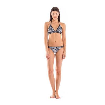 GlideSoul Leopárd háromszög bikini felső