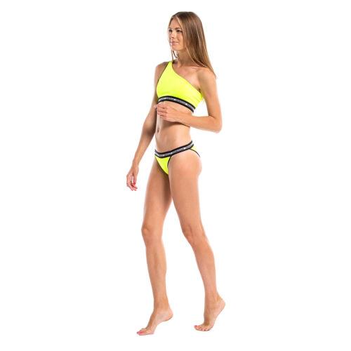 GlideSoul Sárga bikini felső