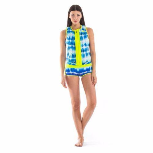 GlideSoul Neon Tie&Dye wakeboardmellény