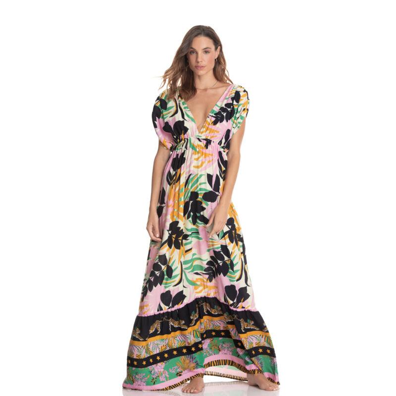 Maaji Salvia Serene hosszú nyári ruha