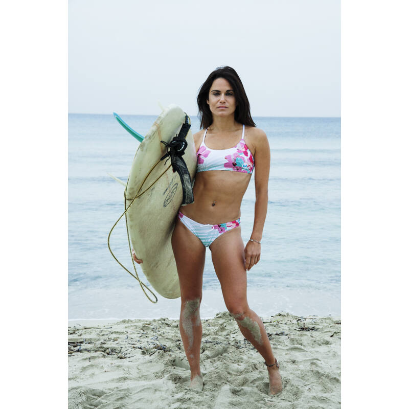 Awaya White Hawaii kétrészes úszódressz