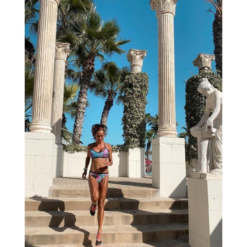 Awaya BlackEdition Hawaii kétrészes úszódressz