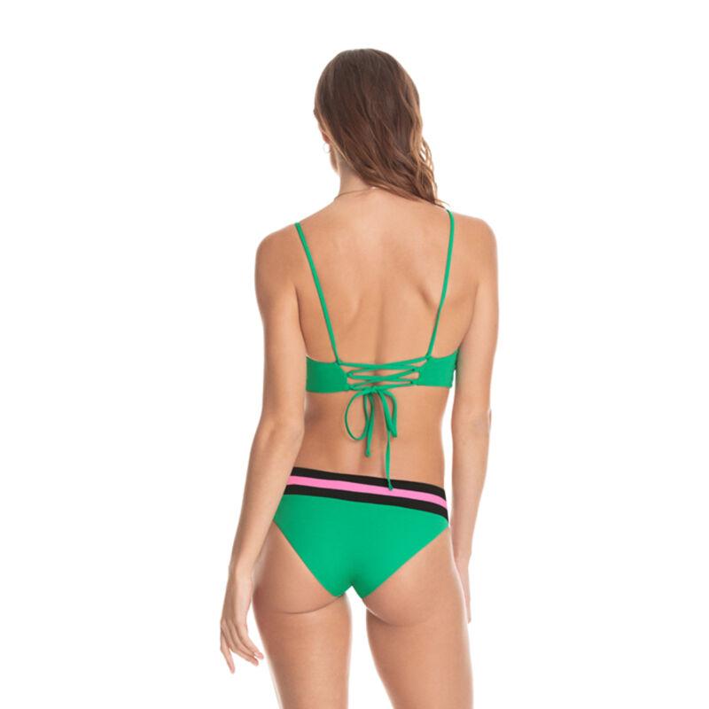 Maaji Grass Green Criss-Cross & Verona bikini